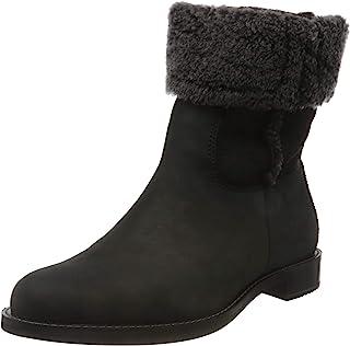 ECCO 爱步 女士 Sartorelle 25 Expresso Expresso 时尚靴经典