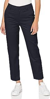 Scotch & Soda 女士 Abott – 斜纹棉布裤 – 棉质弹力裤
