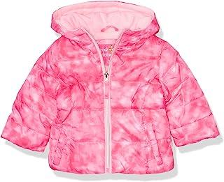 Pink Platinum 女宝宝羽绒服