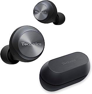 Technics Premium True 无线耳塞 高级降噪功能 双混合技术 Hi-Fi 声音 紧凑设计EAH-AZ70W-K  XS, S, M, L, XL