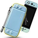 Tomtoc Nintendo Switch 超薄手提包 薄荷蓝