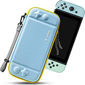 Tomtoc Nintendo Switch 超薄手提包 薄荷蓝