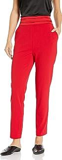 Calvin Klein 女士时尚束腰裤