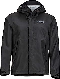 Marmot Phoenix 男士硬壳雨衣夹克,防风,防水,透气