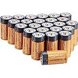 AmazonBasics 亚马逊倍思 C 芯 1.5 伏日常碱性电池 24 Pack