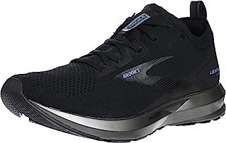 Brooks 男式 Levitate 3 鞋 Black/Ebony 8