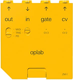 Teenage Engineering ZM-1 Oplab Module Expansion Accessory Kit for OP-Z Synthesizer Sequencer