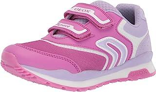 Geox 女孩 J Pavel 女孩运动鞋