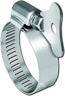 Pro Tie 3310 5 SAE 尺寸 60 范围 3-5/16-Inch-4-1/4-Inch SS 转钥匙所有不锈钢软管夹,6 支装 20 Pack 33102-20