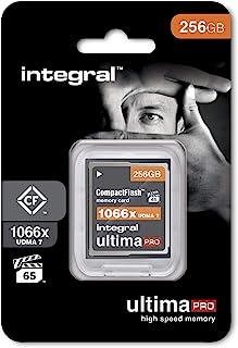 Integral UltimaPro CompactFlash 160MB/s (1066X) VPG-65 UDMA-7 内存条INCF256G1066X 256 GB