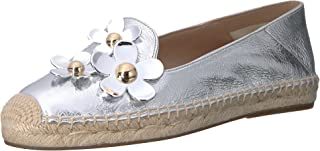 Marc Jacobs 女士 Daisy 平底帆布芭蕾舞鞋