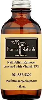 Karma Naturals *油去除剂4液盎司 无香型