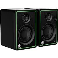 Mackie CR-X 系列,3 英寸多媒体显示器,带专业录音室音质音质 - 成对(CR3-X)