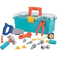 Battat Builders Box Contractor 儿童玩具套装(15 件)