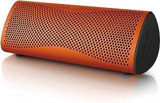 KEF MUO 无线蓝牙 便携式发烧级扬声器 迷你音箱 蓝牙音响 高解析 同轴共点音响/音箱 日落橙