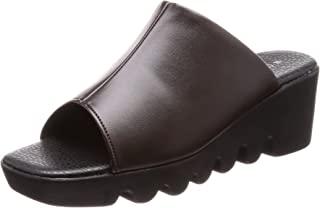 Luciano Valentino 日本制造 6厘米坡跟 美脚办公室凉鞋 厚底 IM6451 女式