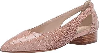 Cole Haan 女士 Marcey Skimmer 芭蕾平底鞋