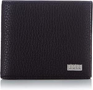 Hugo Boss 钱包 Crosstown_4 cc Coin 黑色 2x9.5x11 cm (B x H x T)