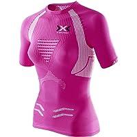 X-BIONIC 女士 跑步运动服马拉松速干功能衣短袖 80542160035