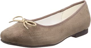 [MENEE] 方头 平跟 芭蕾舞鞋 aa1pp-k11932 女式
