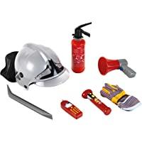 Theo Klein 8928 - 消防员亨利 消防员玩具7件套