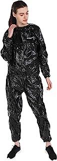 CAPTAIN STAG鹿牌 户外服装 男士 女士 男女通用 训练服 运动服 *服 高能量桑拿服 上下套装 可洗涤 Vit Fit