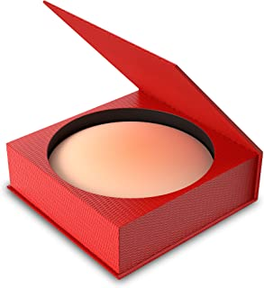 女士乳罩,超薄可重复使用硅胶乳罩,女士乳贴,替代无肩带文胸(红玫瑰盒)