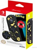 D-Pad Controller (L) - Pokémon:皮卡丘黑色和金色 [