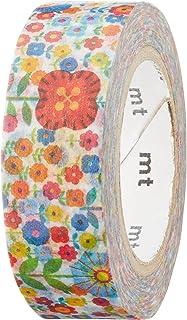 MT 日本 和纸胶带 小花・花畑
