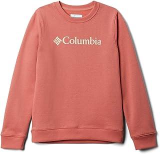 Columbia 哥倫比亞 女孩圓領套頭衫 法國毛圈 型號 Columbia Park