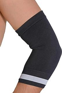 运动压缩肘套 - Relieve 网球肘部,轻质护肘