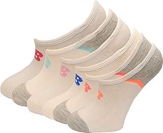 New Balance 男士 6 件装标志隐形内衬