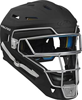 Rawlings MACH 棒球接球手头盔系列带 IMPAX 衬垫
