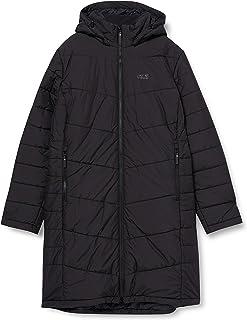 Jack Wolfskin 女式 North York 外套 W 防风冬季外套