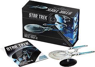 Hero Collector 正式的星际飞船系列 | 美国 Eaglemoss Hero Collector Enterprise NCC-1701-E 10.5英寸(约26.67厘米)XL版模型船箱