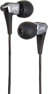 JVC HA-FXH30 高隔音入耳式耳机 采用直接顶部安装构造 黑色