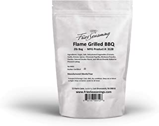 Gourmet Fries Seasonings Flame Grilled BBQ, 2 Pound