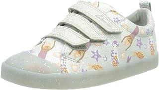 Clarks 其乐 女童 Foxing Print K 运动鞋