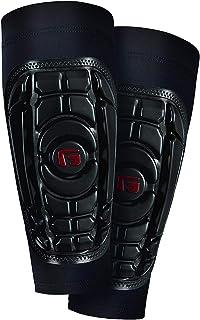 G-Form Pro-S Compact Shin Guards for Football Shin Pads, Kickboxing, Hockey Providing High Impact Protection and Enhance F...