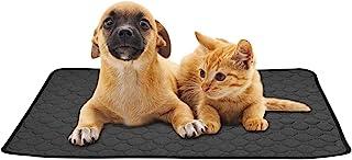 Podazz 可洗狗狗尿垫,可重复使用的柔软宠物脚垫,*吸收快干狗垫,防滑小狗便盆训练垫,适合狗狗和猫咪(2 件装,70100 厘米)