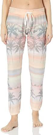 PJ Salvage 女士条纹裤