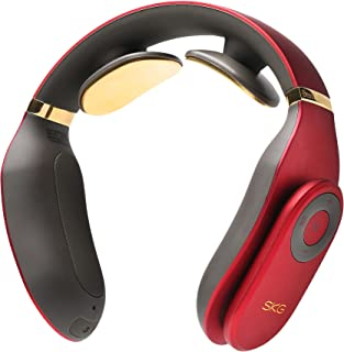 SKG 颈部按摩仪 - 缓解肌肉* *电子技术 红色
