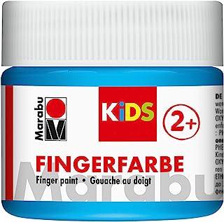 KIDS 手指颜料 100 毫升 罐子