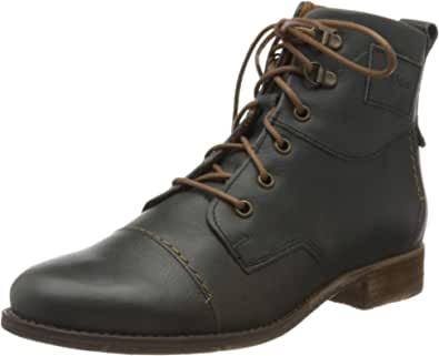 Josef Seibel 女士 系带靴 Sienna 17,女靴,可更换鞋垫