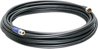 TRENDnet LMR400 N 型公对 N 型母端防水电缆TEW-L412 N-Male to N-Female (39.4 Ft.)
