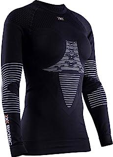 X-BIONIC Energizer 4.0 女式圆领长袖 T 恤