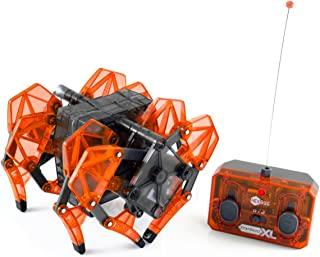 美国 HEXBUG 赫宝 电动遥控玩具 机器虫系列-巨型斯坦比怪兽 橙蓝两色随机发 欧美市场家喻户晓 智能玩具 孩童礼物