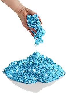 CoolSand 补充包 - 可模塑室内游戏沙 2磅 蓝宝石