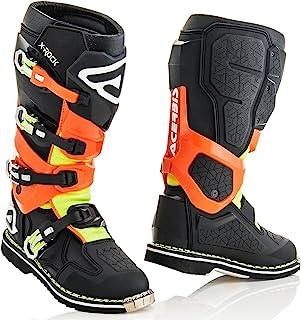 Acerbis Motocross-靴子 X-Rock 红色 / 蓝色 47 0022441.446.047