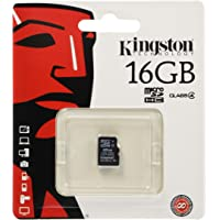 Kingston SDC4/16 GBSP microSD 大容量 (microSDHC) 16 GB SDC4/16G…
